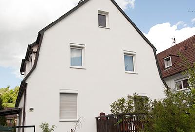 Wohnhausrenovierung