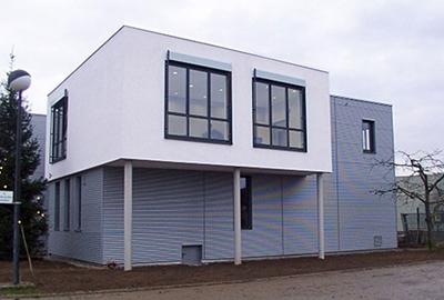 Neubau Büro- und Betriebsgebäude
