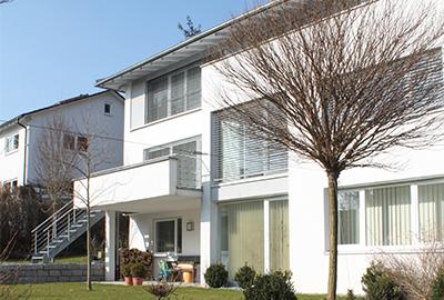 Aufstockung & Renovierung 3-Fam.-Haus